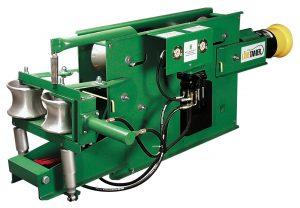 формовочная машина для выпрямления ПНД труб